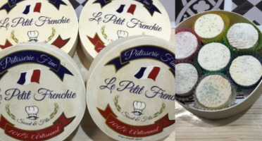 Le petit Frenchie - Lot De 4 Petit Frenchie + 14 Mini Petit Frenchie