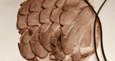 Champ Roi des Saveurs - Lot De 3 Paquets De Jambon Blanc De Porc Cul Noir