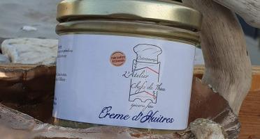 Chefs de Thau - Crème D'huîtres Au Lait De Coco