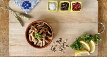 La Criée d'à Côté - Crevettes Grises Cuites - 250 g