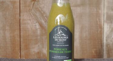 La Ferme du Polder Saint-Michel - Soupe De Poireaux - Pommes De Terre - 50cl
