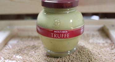 Domaine des Terres Rouges - Moutarde à la Truffe 200 g