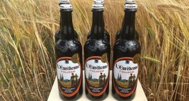 L'Eurélienne - Brasserie de Chandres - 6x Bières L'Eurélienne Rousse 75cl