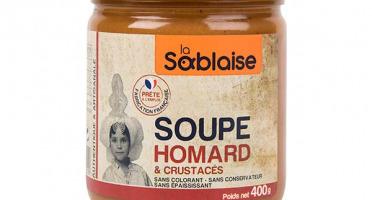 Ô'Poisson - Soupe De Homard Et Crustacés - 400g