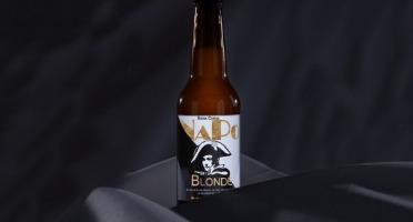 Brasserie NaPo - NaPo Blonde - Bière Artisanale Corse
