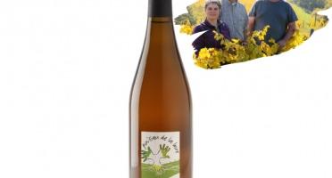 Réserve Privée - Anjou Bio - Domaine les Grandes Vignes - Pin'Eau de la Loire Blanc 2018