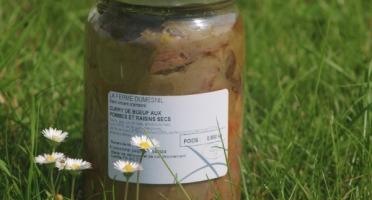 Ferme Dumesnil - Mijoter de Bœuf Curry Pomme Raisin