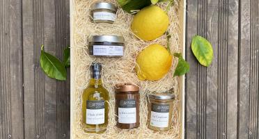 La Maison du Citron - Coffret Prestige Fête Des Grands-mères