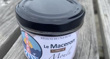 LA FERME DES BALEINES - Le Maceron Bio Torrefié Moulu
