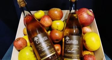 Distillerie du Gorvello - Cidre de Bretagne IGP  Cuvée Guillevic x6