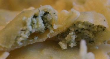 Lioravi, l'authentique pâte fraîche ! - Colis Raviolis Épinards 4x250g