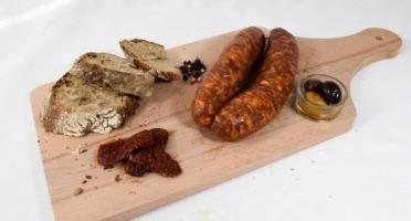Constant Fromages & Sélections - Saucisse de Montbéliard IGP Tuyé du Papy Gaby