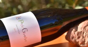 Domaine Giroflet - IGP Pays d'Hérault Bio - Petit Giroflet - 6 bouteilles