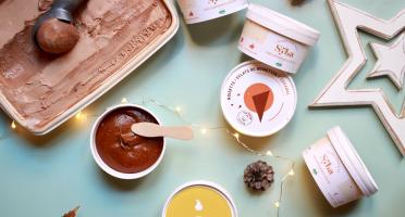 Sÿba - Glaces végétales - Offre De Noël – Assortiment Gourmand