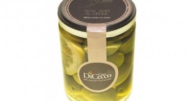 Casa Di Cecco - Olives vertes au citron