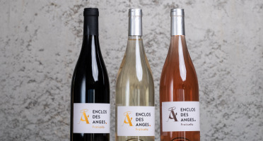 Enclos des Anges - Coffret Fraticello 2019 - 3 bouteilles