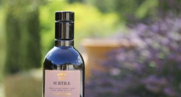 Moulin à huile Bastide du Laval - Huile d'Olive Fruité Mûr Subtile - 25cl Bouteille