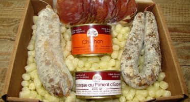 Ferme les Acacias - Coffret Saveur Du Pays Basque