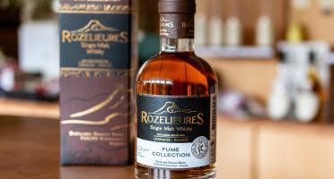 Distillerie de Rozelieures - Maison de la Mirabelle - Whisky Single Malt Fumé Collection - 20 cl