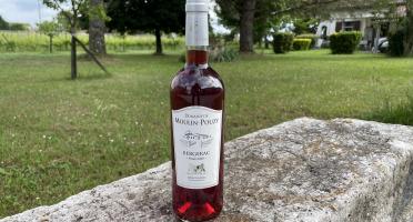 Vignobles Fabien Castaing - AOC Bergerac Rosé Domaine de Moulin-Pouzy Tradition 2020 - 75cl