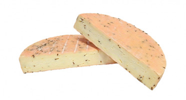 Fromagerie Seigneuret - Munster Au Cumin - Demi