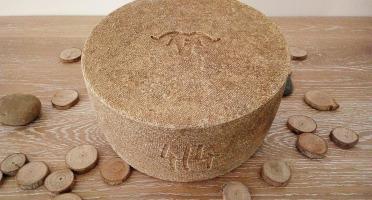 Ferme AOZTEIA - Fromage Fermier Basque Aop Ossau-iraty Au Lait Cru - 1,8kg Environ