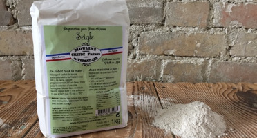 Moulins de Versailles - Préparation Pour Pain De Seigle - 1kg