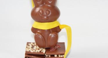 Mon jardin chocolaté - Lapin De Pâques Au Lait