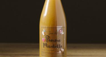 La Ferme des Prun'Elles - Jus Pomme Mirabelle