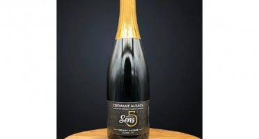 Vignoble des 5 sens - Crémant Cuvée M  - 3 X 75cl