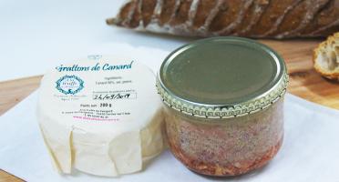 A la Truffe du Périgord - Grattons de canard