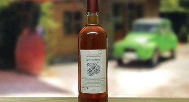 Les Perles Rouges - 'vin De Prune Sauvage'' - 4x75cl - Cuvée Spéciale