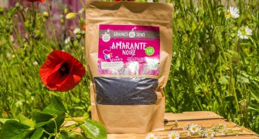Sa Majesté la Graine - Amarante Noire Bio Du Berry - sachet 500 g