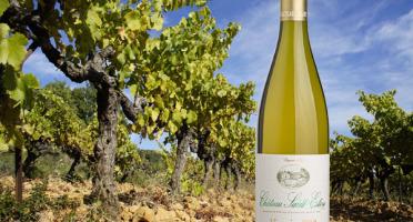 Château Saint Estève d'Uchaux - Viognier 100% Blanc Sec 2019 Anciennes Variétés AOP Côtes du Rhône