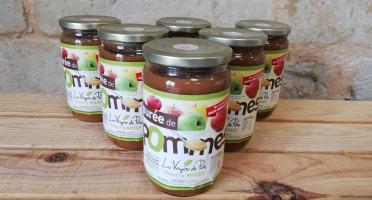 Les Vergers du Parc - Purée de Pommes - 6 x 600 g