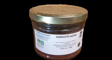 La Ferme du Montet - Haricots Rouges AZUKI - 350 g