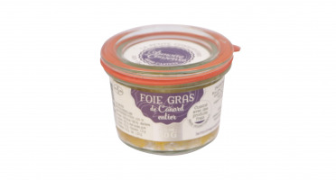L'Armoire à Conserves - Foie Gras De Canard Entier 60g
