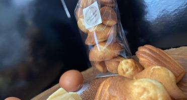 Le Fournil de Saint-Congard - Madeleines - 150 g