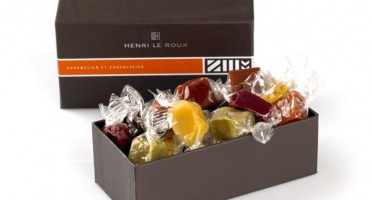 Maison Le Roux - Ballotin Caramels Assortis - 750g