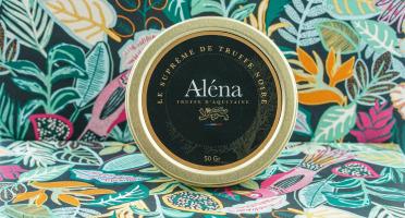 ALENA la Truffe d'Aquitaine - Suprême De Truffe Noire du Périgord Fraiche Tuber Melanosporum - 50g