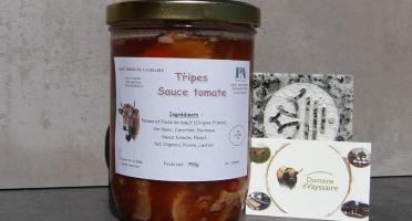 La Ferme du Vayssaïre - Tripes à la Tomate Viande d'Aubrac