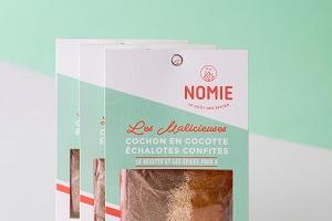 Nomie, le goût des épices - Les Malicieuses. Mélange Pour Cochon Cocotte Échalotes Confites