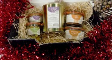L'Armoire à Conserves - Petit Coffret Noël Gourmand Du Sud Ouest