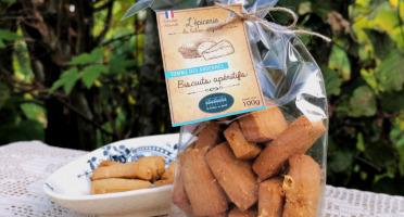 Le Balcon en Forêt - Biscuits Apéritif à la Tomme des Ardennes