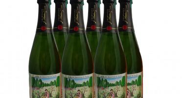 Champagne J. Martin et Fille - Cuvée des Amoureux de Peynet Brut Tradition - 6x75cl