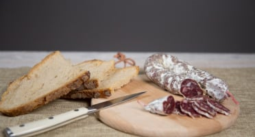 Ferme de Pleinefage - Saucisson de Porc et de Canard