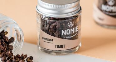 Nomie, le goût des épices - Baies De Timut