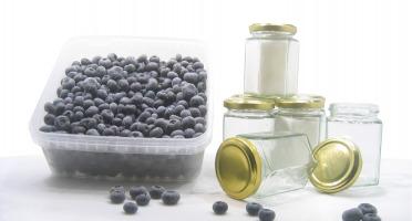 La Ferme des petits fruits - Coffret DIY - confitures de myrtille (pack sans sucre)