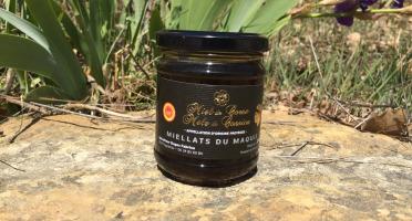 Depuis des Lustres - Comptoir Corse - Miel de Corse AOP Miellats du Maquis - 250 g