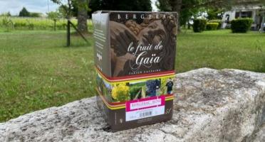 Vignobles Fabien Castaing - AOC Bergerac Rosé Le Fruit de Gaïa BiB - 5 litres